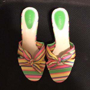 NWOT Fiona kitten heels
